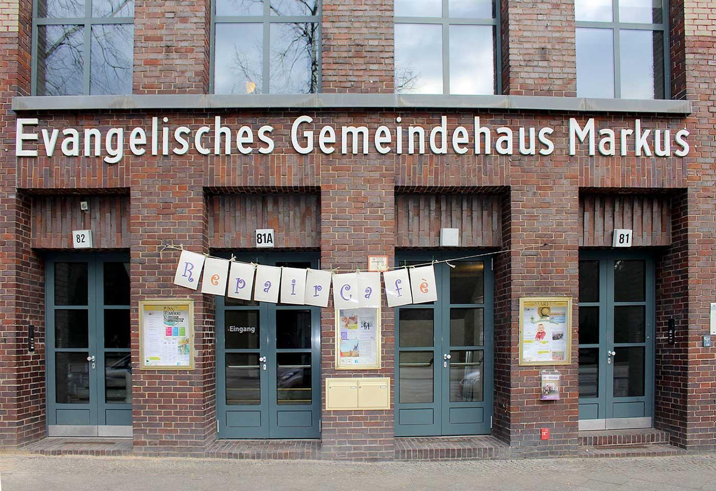 Gemeindehaus Markus