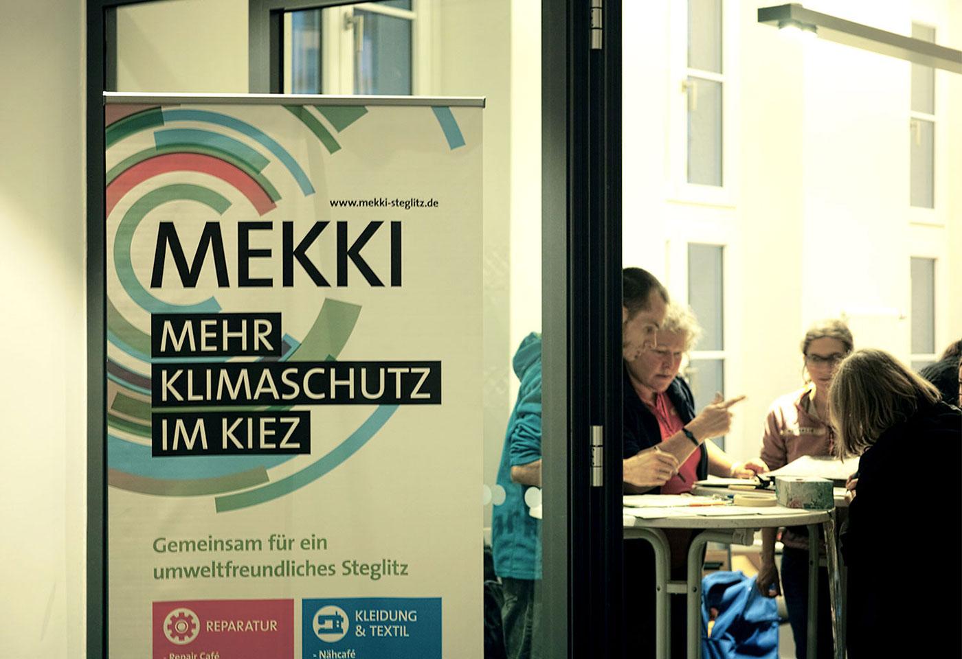 Mekki im Gemeindehaus Steglitz