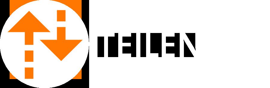 Logo: Teilen